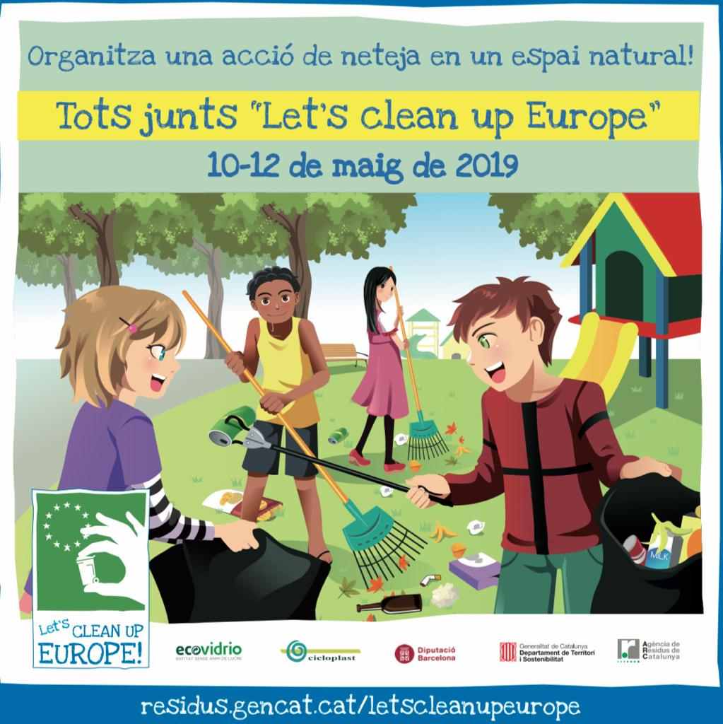 cartell let's clean up europe