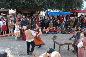 Espectacle medieval