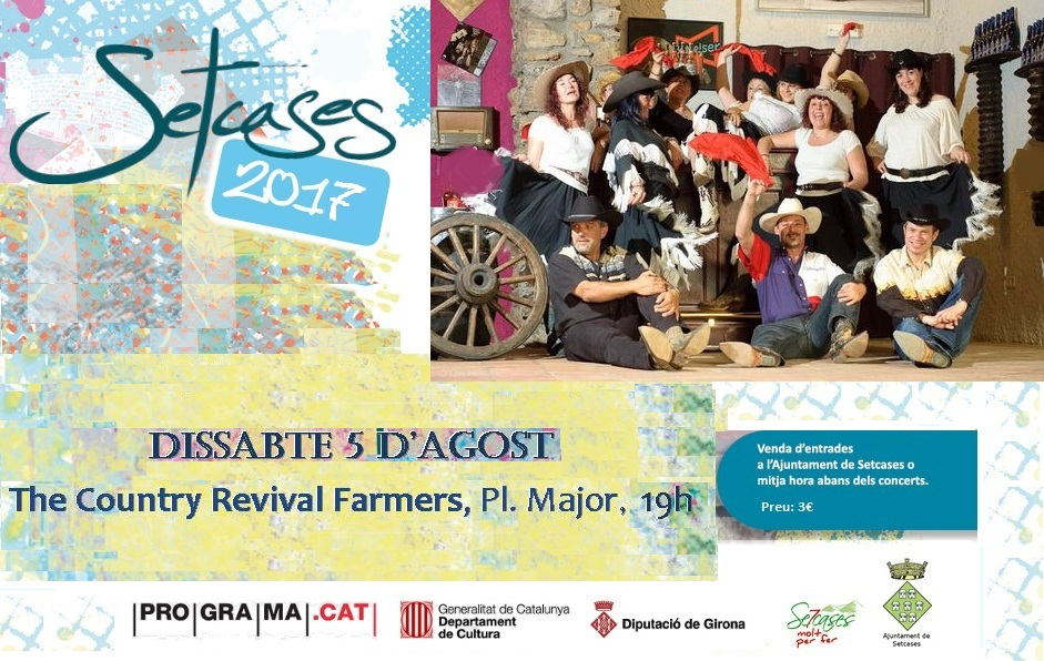 Cartell Concert 05082017_Country Revival Farmers